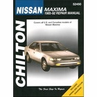 Nissan Maxima Repair Manual 1985-1992