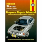 Nissan Stanza Repair Manual 1982-1990