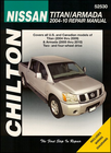 Nissan Titan, Armada Repair Manual 2004-2010