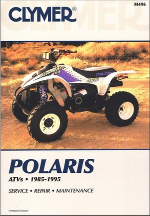 Polaris ATV Repair Manual 1985-1995