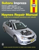 Subaru Legacy Outback  Baja     Forester    Repair Manual 2000   2009