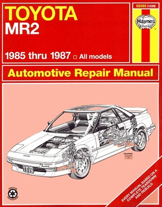 free diy auto repair manuals