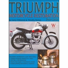 Triumph Motorcycle Restoration: 1963 and older 650cc Pre-Unit Motorcycles