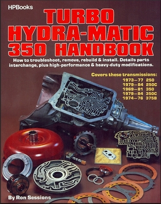 Turbo Hydra-Matic 350 Handbook