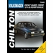 Volkswagen Front-Wheel Drive Repair Manual 1974-1989