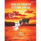 Volvo Penta Stern Drive Repair Manual OHC and DOHC 1992-1993