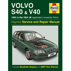 Volvo S40 & V40 Repair Manual: 1996-2004