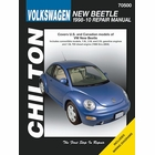 VW New Beetle Repair Manual 1998-2010