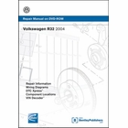 VW R32 2004 Repair Manual on DVD