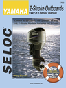 1997-2013 Yamaha 2-Stroke Outboards Repair Manual 2-300 HP 1-4 Cyl V4, V6