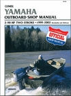 Yamaha Outboard Repair Manual 2-90 HP Two-Stroke 1999-2002