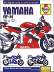 Yamaha YZF-R6 Repair Service Manual 1999-2002
