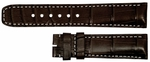 Baume et Mercier Classima Executive 20mm Brown Alligator Strap MX007841