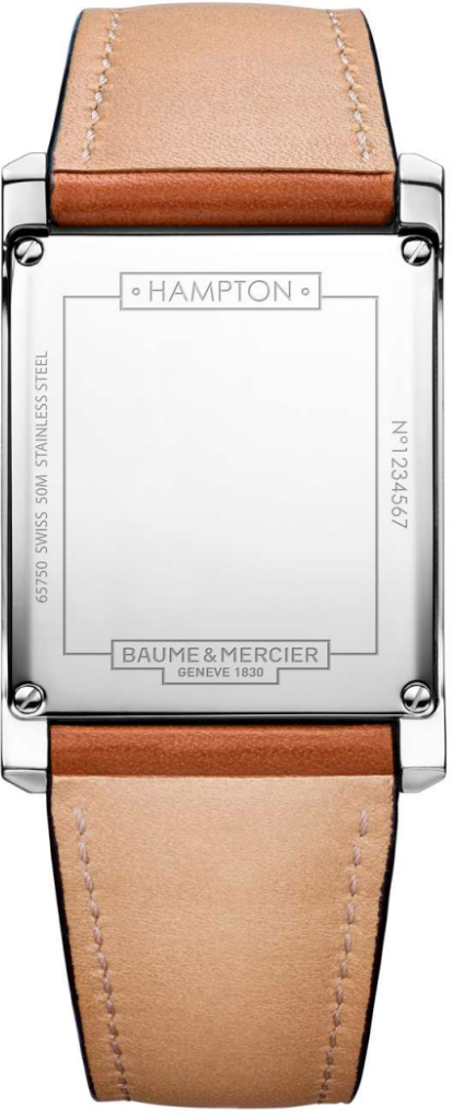 how to replace battery in baume mercier watch