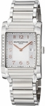 Baume & Mercier Hampton Rectangular 10023
