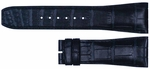 Baume Mercier Hampton Rectangular 26MM Dark Blue Alligator Strap MX0079J4