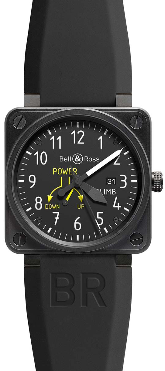 Bell & Ross Aviation BR0197-CLIMB