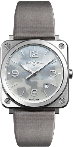 Bell & Ross — Aviation — Ref No: BR-S-CAMO-ST