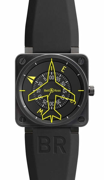 Bell & Ross Aviation BR0192-HEADING