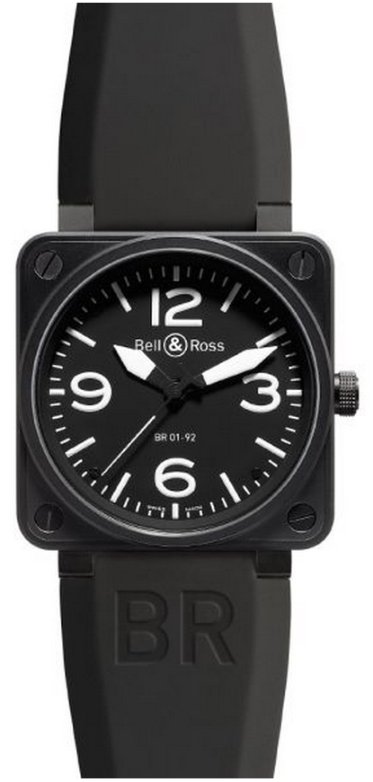 Bell & Ross Aviation BR0192-BL-CA