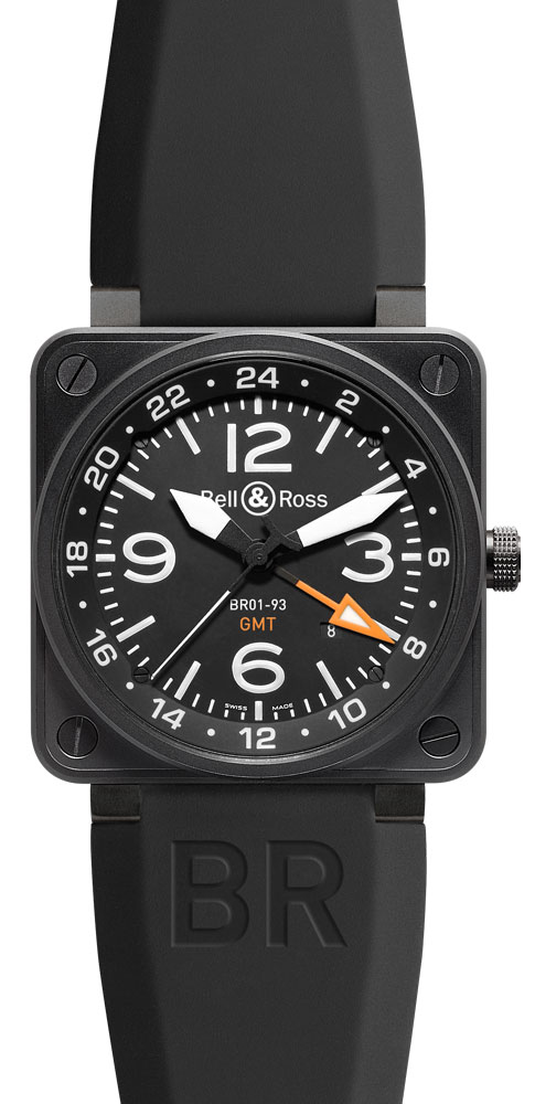 Bell & Ross Aviation BR0193-GMT