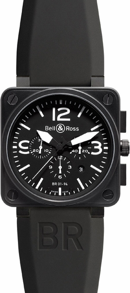 Bell & Ross Aviation BR0194-BL-CA