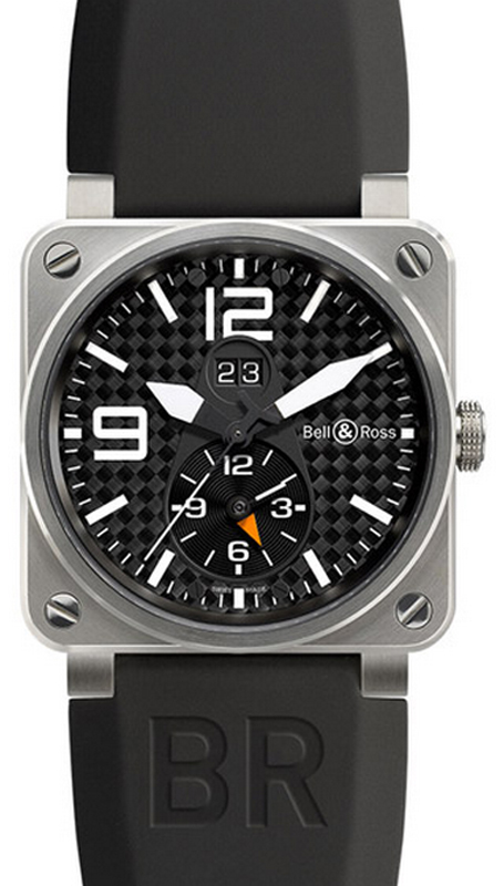 Bell & Ross Aviation BR0351-GMT