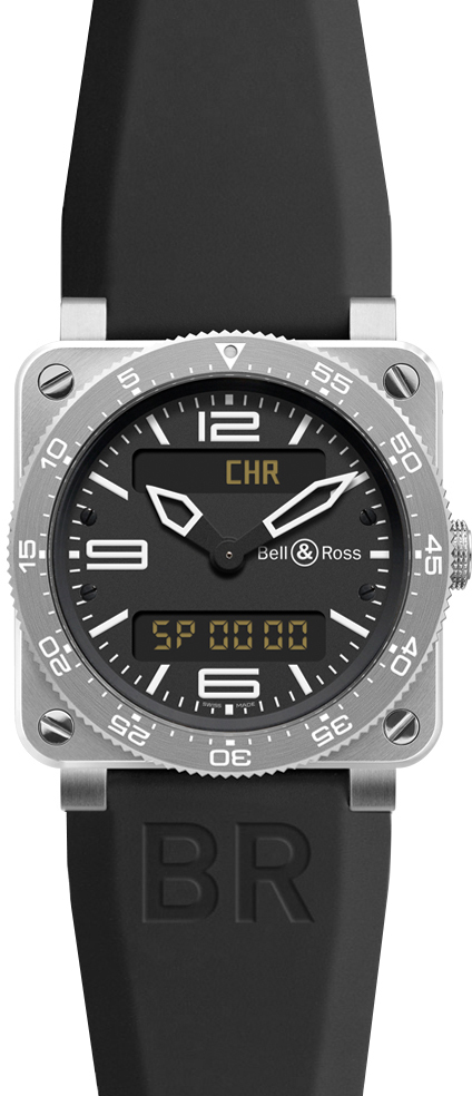 Bell & Ross Aviation BR0392-AVIA-ST