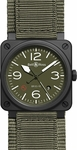 Bell & Ross Aviation BR0392-MIL-CE