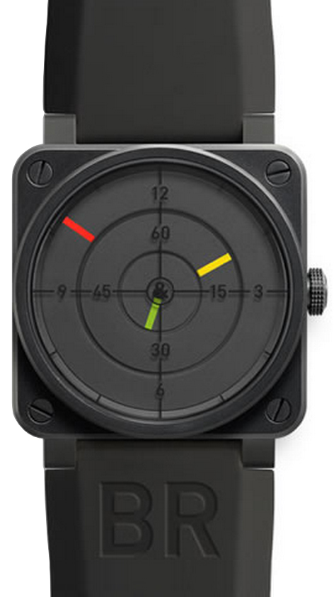Bell & Ross Aviation BR0392-RADAR