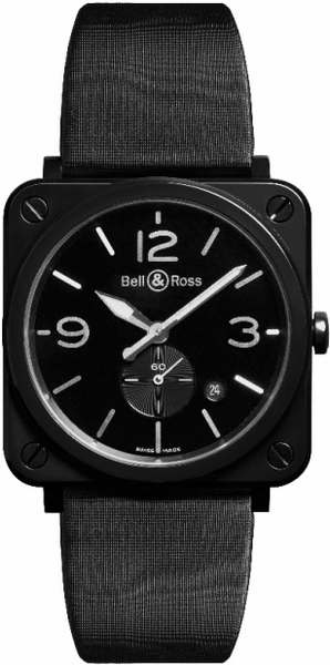 Bell & Ross Aviation BRS-BL-CES/SCA