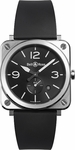 Bell & Ross Aviation BRS-BL-ST/SRB