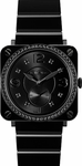 Bell & Ross Aviation BRS-BLC-PH-LGD/SCE