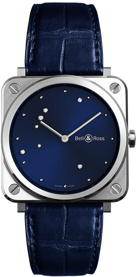 Bell & Ross Aviation BRS-EA-ST/SCR