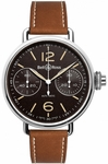 Bell & Ross Vintage BRWW1-MONO-HER/SCA