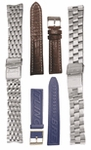 BREITLING 22MM REPLACEMENT BANDS