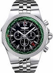 Breitling Bentley GMT A47362S4/B919-998A