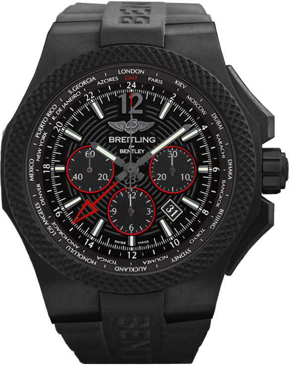 Breitling Bentley GMT Light Body VB043222/BD69-222S