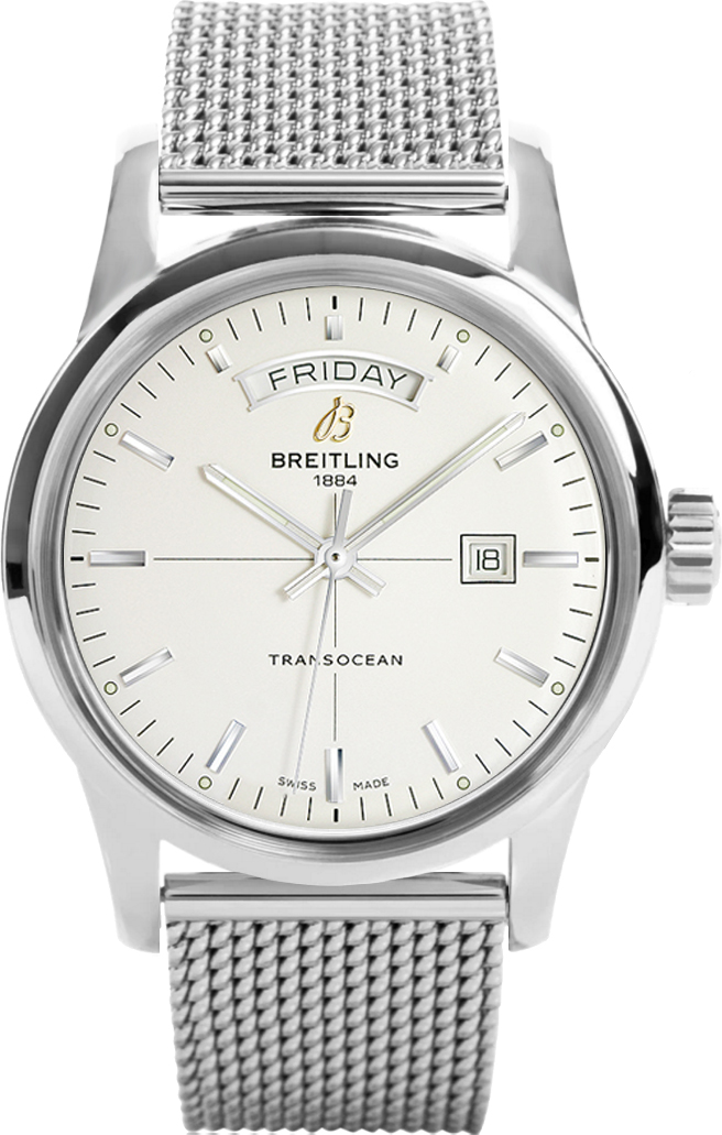 Breitling Transocean Day Date A4531012/G751-154A