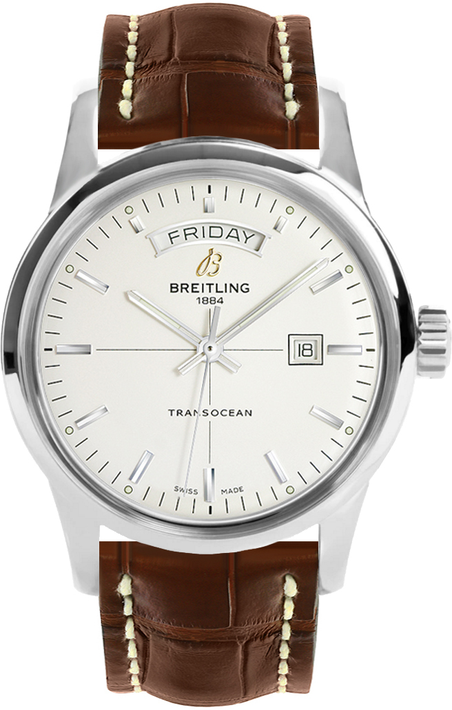 Breitling Transocean Day Date A4531012/G751-739P