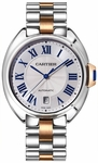 CARTIER CLE DE CARTIER AUTOMATIC 40MM