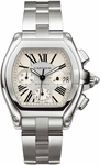 CARTIER ROADSTER MENS EXTRA LARGE