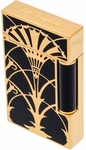 Dupont Ligne 2 American Art Deco Lighter 016063