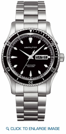 Hamilton Jazzmaster Seaview Day Date H37565131