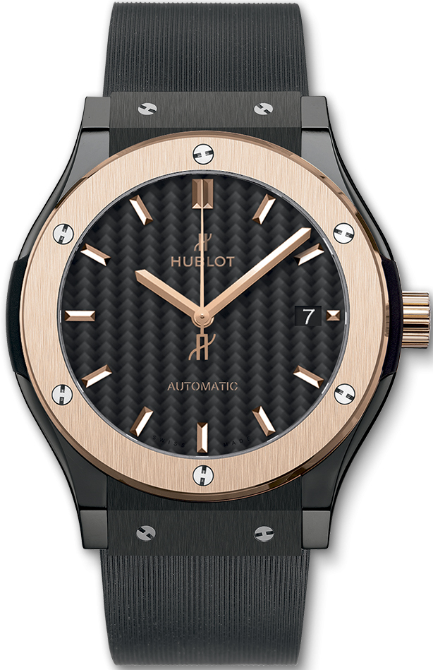 511 Best Images About Eye Makeup On Pinterest: Hublot Classic Fusion Black Magic 45MM