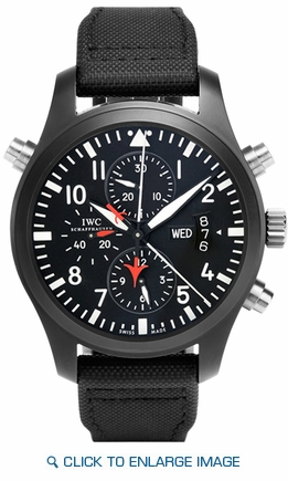 IWC Pilot's Chrono-Automatic IW379901 TOP GUN EDITION