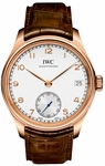 IWC Portuguese Hand-Wound Eight Days IW510204