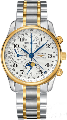 l2 673 5 78 7 longines master collection mens automatic gold steel l2 673 5 78 7 longines master collection mens automatic gold steel watch