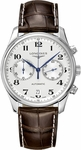 LONGINES MASTER COLLECTION MENS AUTOMATIC CHRONOGRAPH