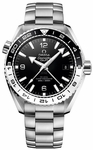 OMEGA PLANET OCEAN 600M CO-AXIAL MASTER CHRONOMETER GMT 43.5MM